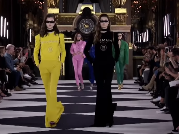 WATCH: Balmain | Spring Summer 2020 | Paris Fashion Week