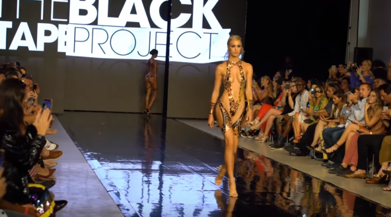 Miami Swim Week 2019: The Black Tape Project [VIDEO]